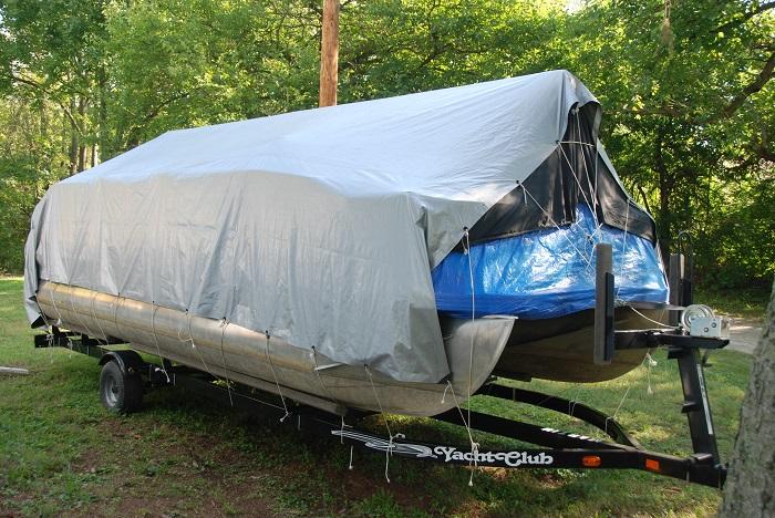 Boat-Cover-Storage
